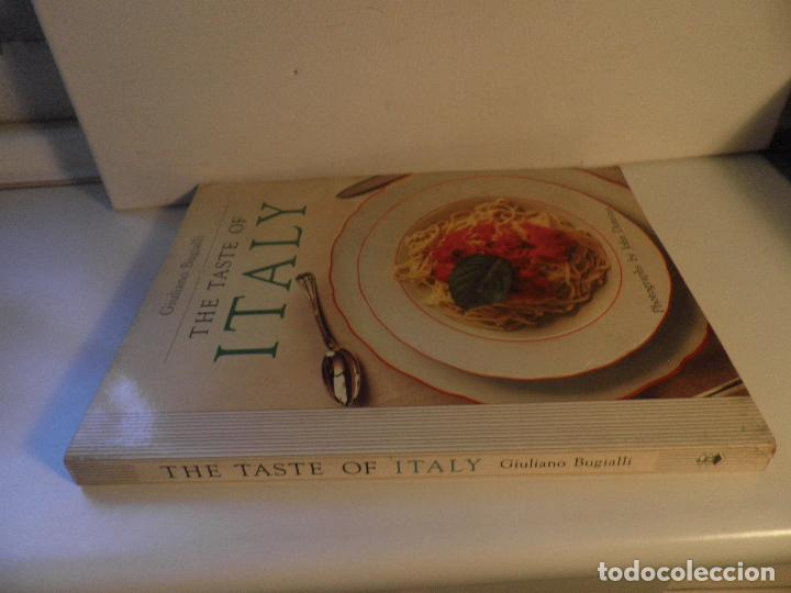 Antigüedades: TASTE OF ITALY , GIULIANO BUGIALLI, PHOTOGRAPHS BY JOHN DOMINIS, 1988 , COCINA ITALIANA EN INGLES - Foto 16 - 91654285