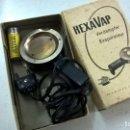 Antigüedades: HEXAVAP-VERDAMPFER-EVAPORATEUR-DR.R.MAAG A.G. DIELSDORF-ZURICH-N. Lote 91807830