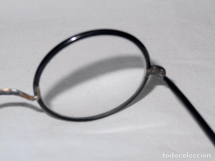 Antigüedades: GAFAS CON FUNDA. PRINCIPIOS 1900 - Foto 8 - 92015370