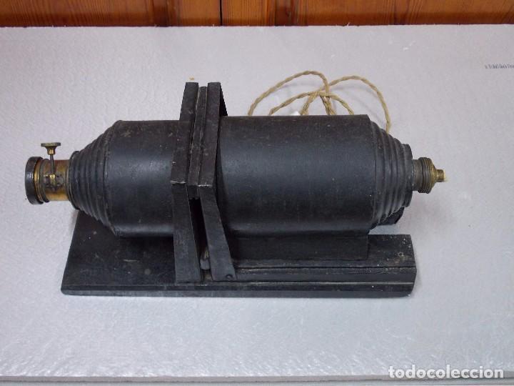 ANTIGUA LINTERNA MAGICA ELECTRICA (Antigüedades - Técnicas - Aparatos de Cine Antiguo - Linternas Mágicas Antiguas)