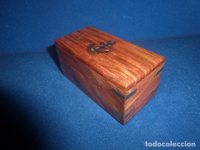 Antigüedades: CATALEJO PLEGABLE CON CAJA DE MADERA - Foto 4 - 92142210