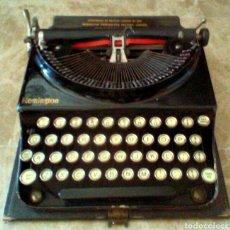Antigüedades: REMINGTON PORTABLE TYPEWRITER 1929/1935?. Lote 92295203