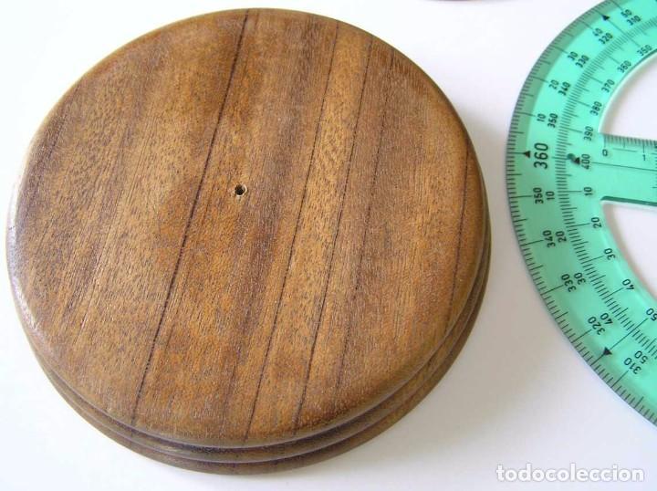 Antigüedades: CIRCO NORM 987 989N CIRCULO GRADUADO FABER CASTELL - REGLA DE CALCULO SLIDE RULE RECHENSCHIEBER - Foto 26 - 92346150