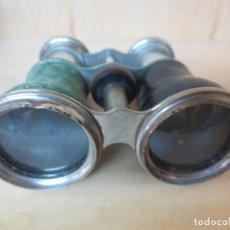 Antigüedades: ANTIGUO BINOCULAR CHEVALIER OPTICIEN PARIS AÑOS 60. Lote 92404990