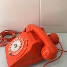 Teléfonos: TELÉFONO ANTIGUO DE SOBREMESA - FRANCIA AÑOS 70 A VINTAGE ORIGINAL. Lote 92708265