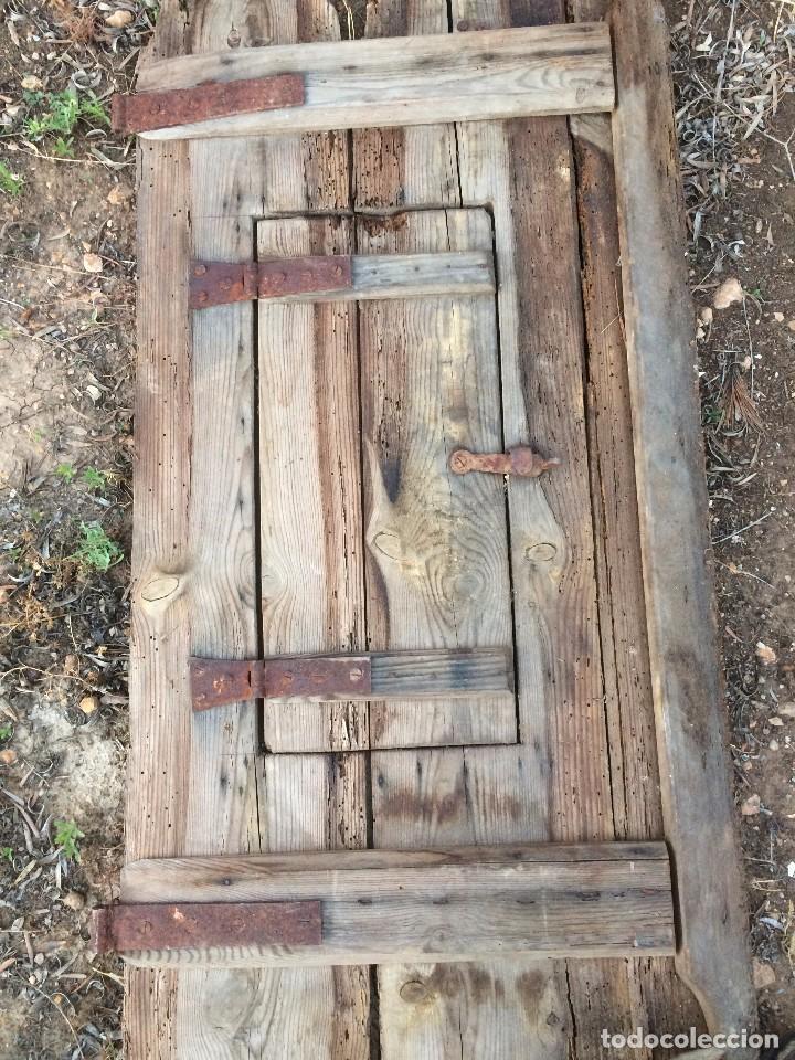 Antigüedades: JUEGO BISAGRAS COMPLETO ( O) - Foto 2 - 92941515