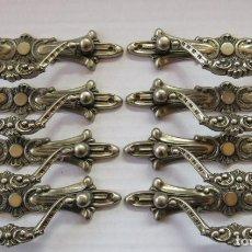 Antigüedades: LOTE TIRADORES ANTIGUOS. Lote 93005295