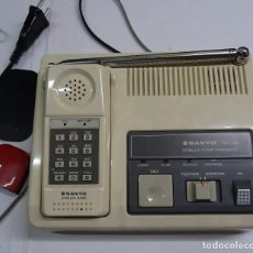 Teléfonos: TELEFONO INALAMBRICO SANYO CLT 30 TELEPHONE INTERPHONE. Lote 93019665