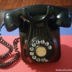 Teléfonos: TELEFONO DE BAQUELITA. NEGRO. Lote 93038925