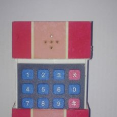 Teléfonos: CURIOSO TELÉFONO ANTIGUO . Lote 93039410