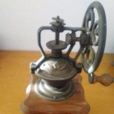 Antigüedades: MOLINILLO DE CAFE ANTIGUO. Lote 93109860