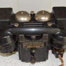 Teléfonos: ANTIGUO TELÉFONO BAQUELITA ¨SET MK II, T.M.C.¨, AÑOS 30.. Lote 93173685