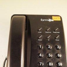 Teléfonos: TELÉFONO INTERISA MODELO FORMA DE TELEFÓNICA . Lote 93241220