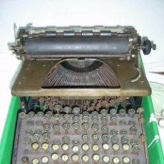 Antigüedades: ANTIGUA MAQUINA DE ESCRIBIR O CUMPLOTIPO..1900..PARA PIEZAS O RESTAURACION..RARA.SMITH PREMIER N 10. Lote 93260100