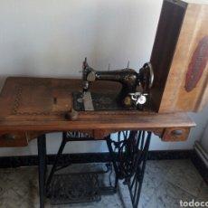 Antigüedades: MAQUINA COSER SANTASUSANA. Lote 93372889