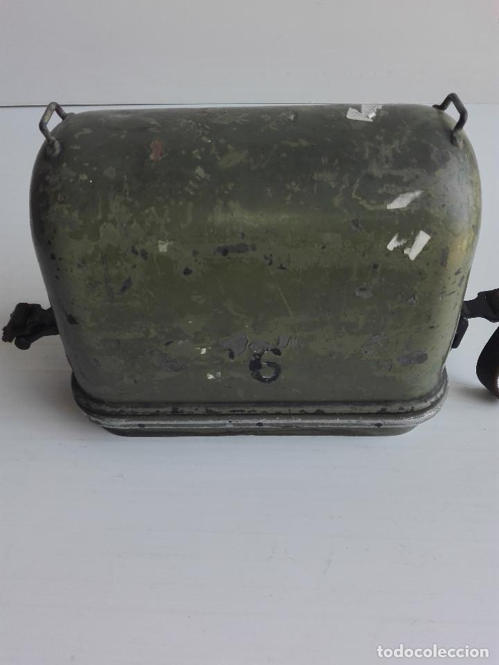 Antigüedades: TEODOLITO MILITAR - WILD, HAMBURGO 1.940 - Foto 5 - 93561565