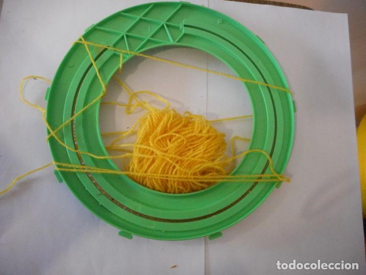 Antigüedades: Tricotadora Jersey flash para tejer - Foto 2 - 93649765