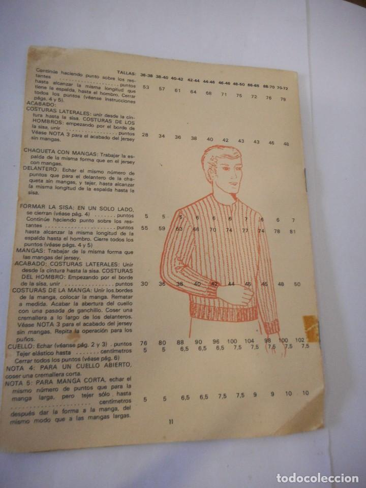 Antigüedades: Tricotadora Jersey flash para tejer - Foto 6 - 93649765