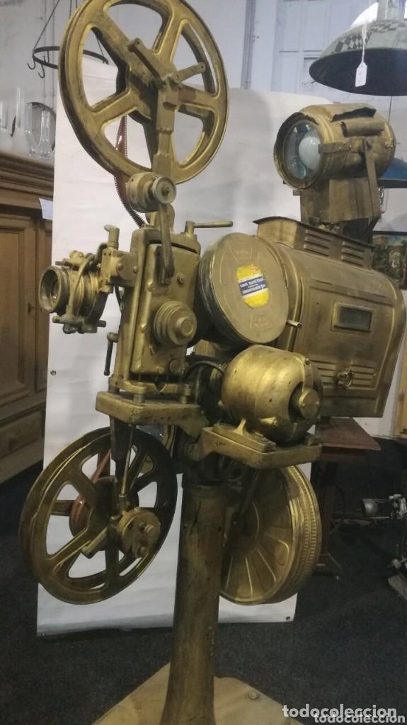 Antigüedades: Proyector de Sala de cine - Foto 2 - 93752745