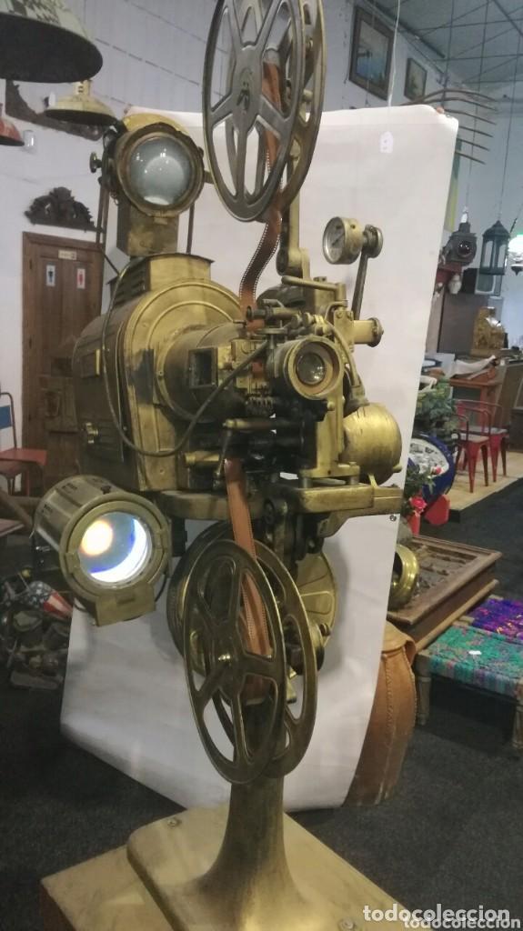 Antigüedades: Proyector de Sala de cine - Foto 3 - 93752745