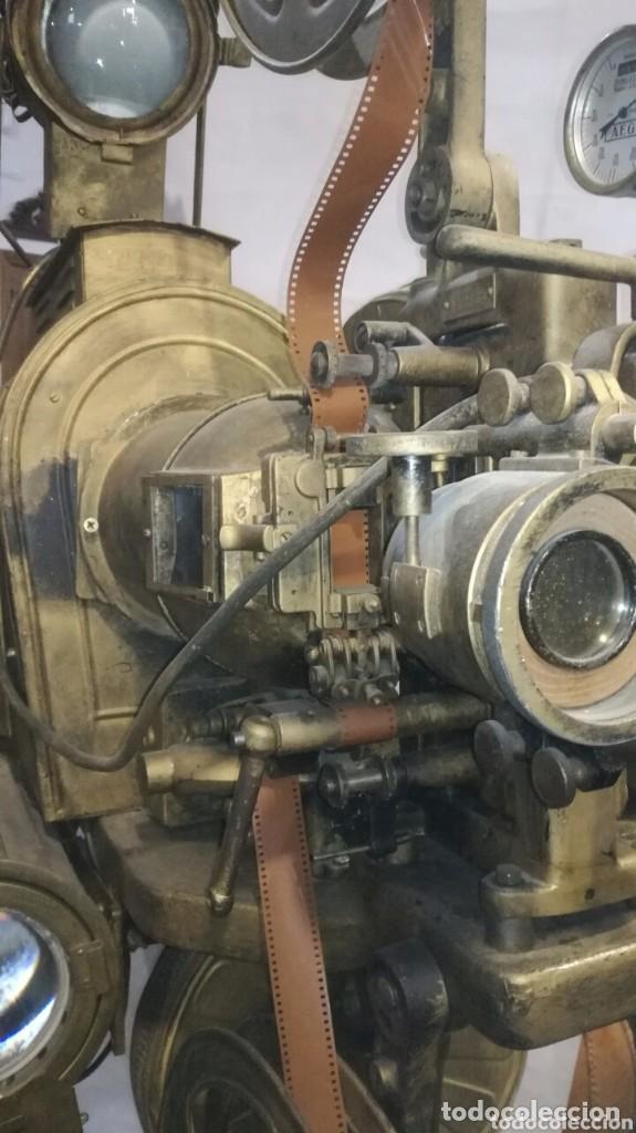 Antigüedades: Proyector de Sala de cine - Foto 4 - 93752745