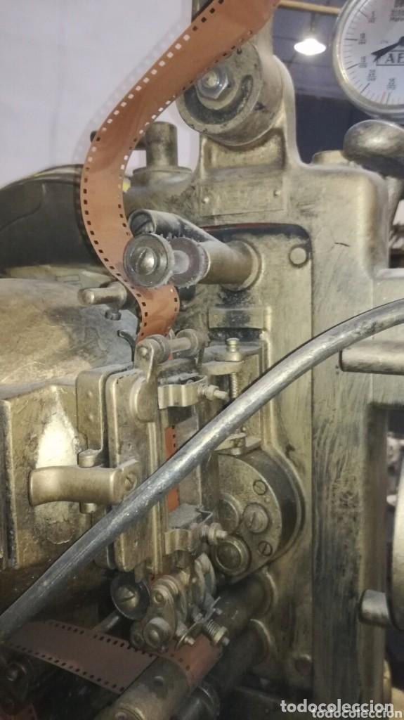 Antigüedades: Proyector de Sala de cine - Foto 6 - 93752745