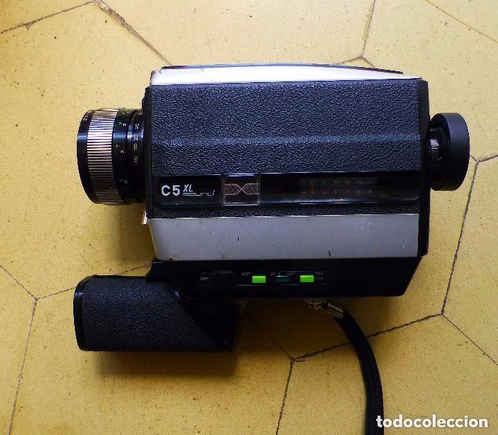 Antigüedades: Bauer Camara Super 8 - Foto 2 - 93811415