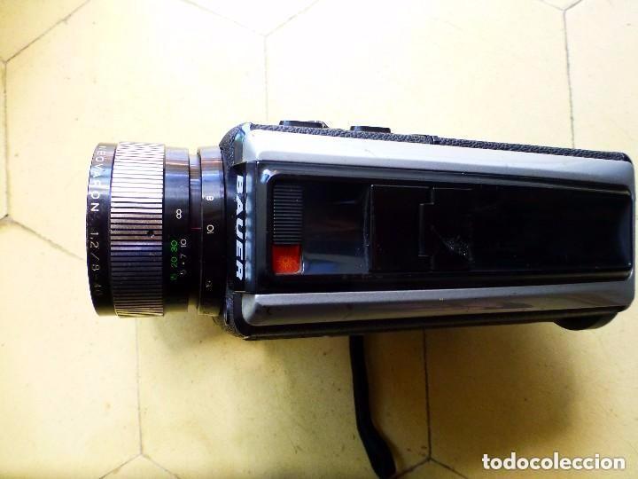 Antigüedades: Bauer Camara Super 8 - Foto 3 - 93811415