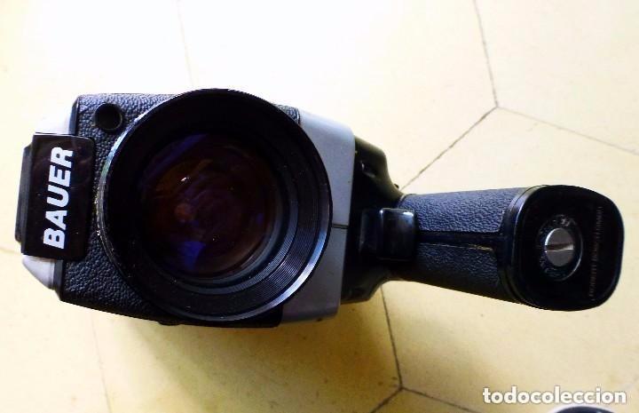 Antigüedades: Bauer Camara Super 8 - Foto 5 - 93811415