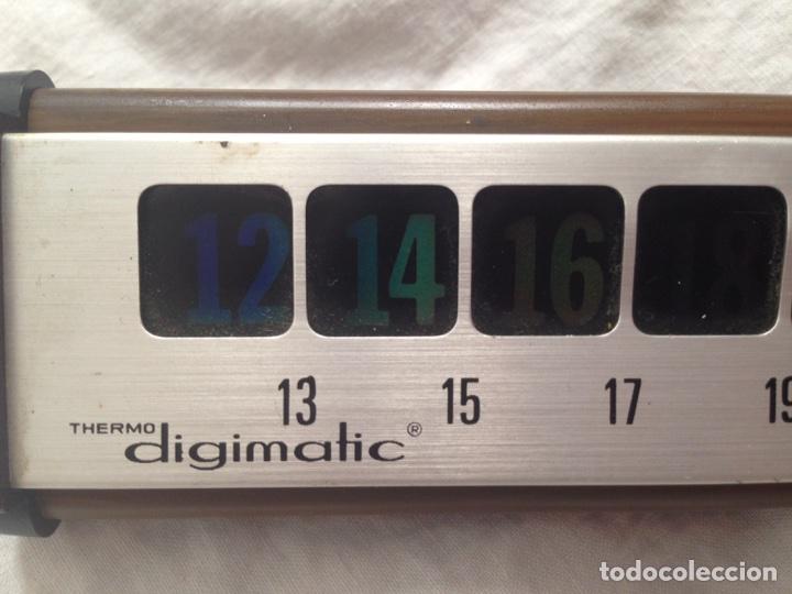 Antigüedades: Termómetro digimatic SH - Foto 5 - 93868135