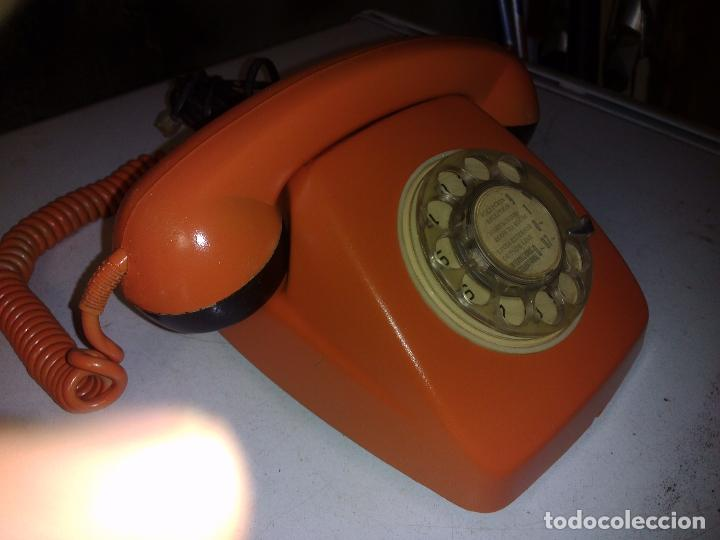 Teléfonos: Antiguo teléfono de telefonica - Foto 4 - 93873580