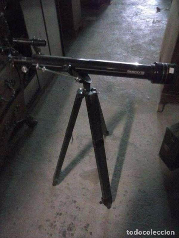 TELESCOPIO TASCO (Antigüedades - Técnicas - Otros Instrumentos Ópticos Antiguos)