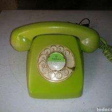 Teléfonos: ANTIGUO TELEFONO DE TELEFÓNICA ,PINTADO. Lote 93874048