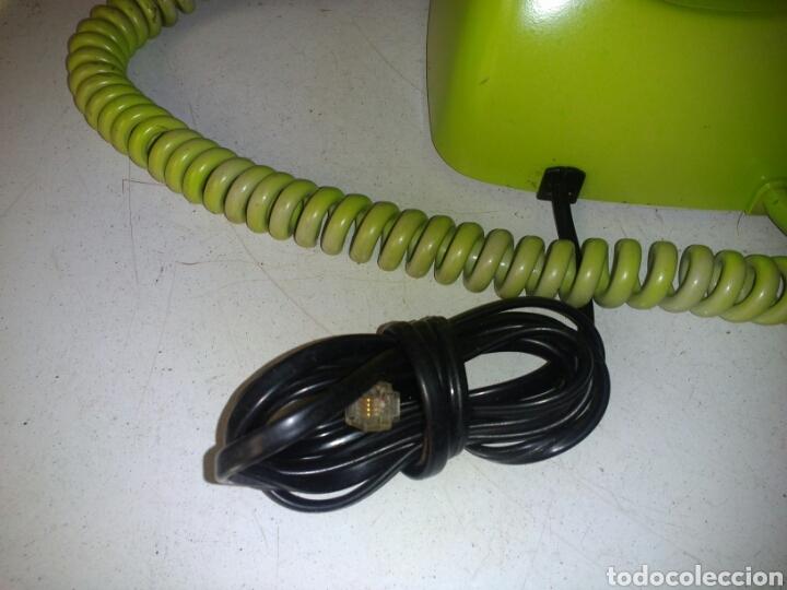 Teléfonos: Antiguo telefono de telefónica ,pintado - Foto 9 - 93874048