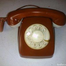 Teléfonos: ANTIGUO TELÉFONO DE TELEFÓNICA,PINTADO. Lote 93874148