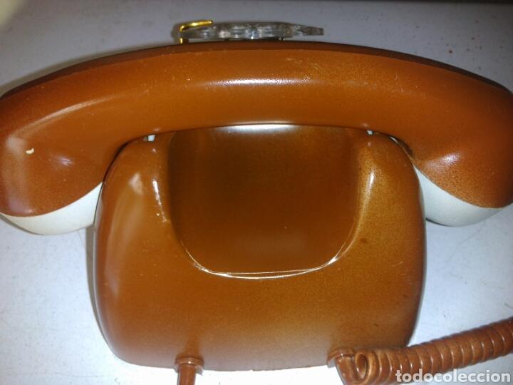 Teléfonos: Antiguo Teléfono de Telefónica,Pintado - Foto 9 - 93874148