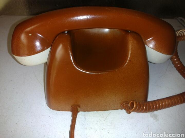Teléfonos: Antiguo Teléfono de Telefónica,Pintado - Foto 10 - 93874148