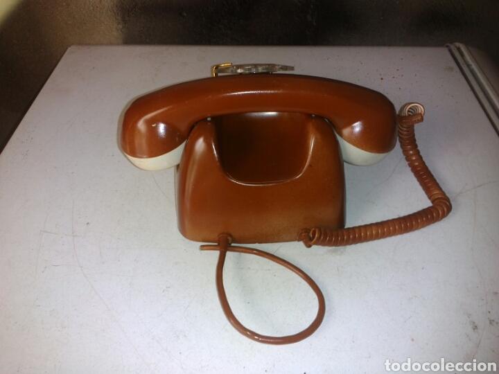 Teléfonos: Antiguo Teléfono de Telefónica,Pintado - Foto 11 - 93874148