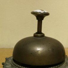 Antigüedades: TIMBRE DE HOTEL. Lote 93989298