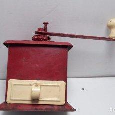 Antigüedades: ANTIGUO Y RARO MLILINILLO DE CAFE.. Lote 94057595