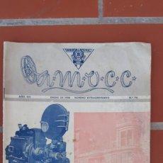 Antigüedades: AMOCC ASOCIACIÓN MUTUAL DE OPERADORES DE CINE DE CATALUNYA Nº74. Lote 94080365