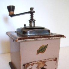 Antigüedades: MOLINILLO DE CAFÉ MARCA LEINBROCK'S. ALEMANIA. CA. 1950/55 . Lote 94121685