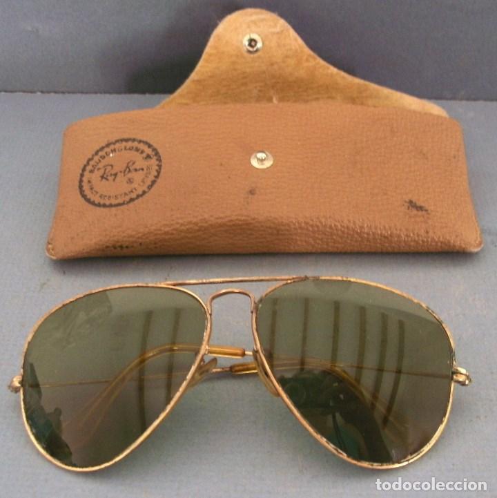 funda gafas ray ban aviator