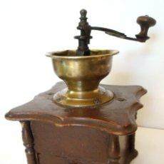 Antigüedades: MOLINILLO DE CAFÉ MARCA ZASSENHAUS, ALEMANIA. CA. 1880/1900. Lote 120161888