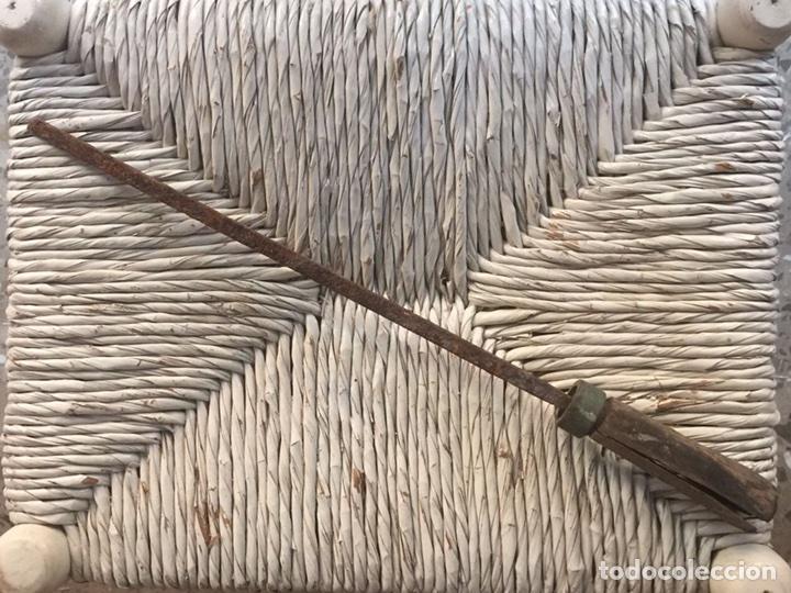 PUNZÓN ANTIGUO. 30 CM LARGO APROX (Antigüedades - Técnicas - Herramientas Profesionales - Carpintería )