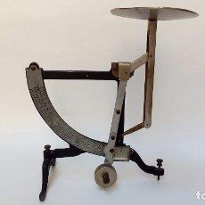 Antigüedades: PESA CARTAS. Lote 94160410