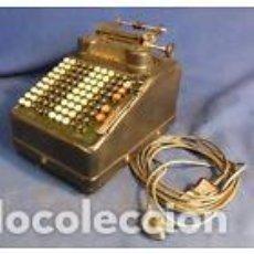 Antigüedades: ANTIGUA CALCULADORA ELECTRICA PIEZA DE MUSEO CONTINENTAL E.P.S. - BAUJAHR 1938? - - 302 431,00 €. Lote 94168450