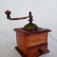 Antiquitäten - ANTIGUO MOLINILLO DE CAFÉ ELMA. - 94293518