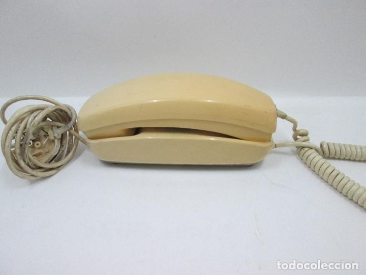 TELEFONO ANTIGUO VINTAGE DE SOBREMESA (Antigüedades - Técnicas - Teléfonos Antiguos)