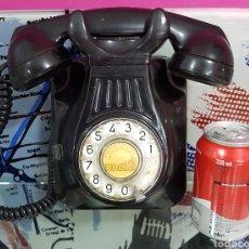 Teléfonos: TELÉFONO BAQUELITA ANTIGUO . Lote 94331522